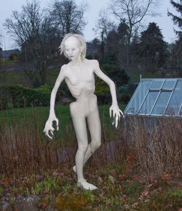 Chiêm ngưỡng màn cosplay thành người ngoài hành tinh phong cách ghê rợn không giống ai - Ảnh 9.