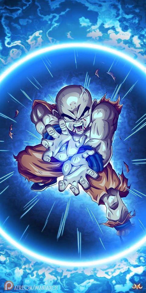 Dragon Ball: Krillin ngầu lòi như thế, ai bảo anh trọc yếu như sên thì xem lại đi nhé! - Ảnh 6.