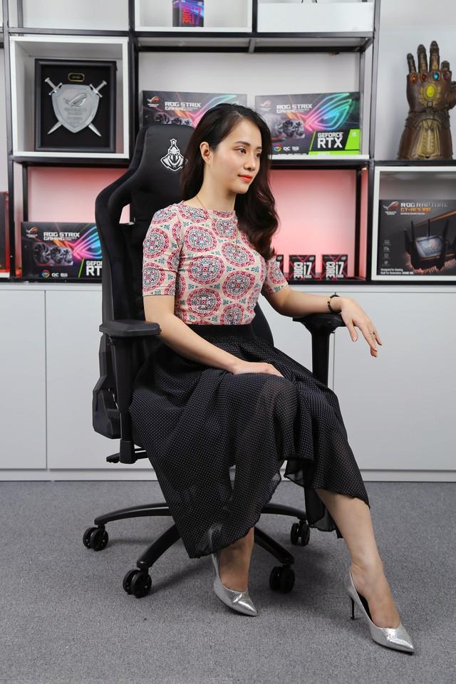 E-Dra EGC203 và WarrioR WGC307 - Hai mẫu ghế gaming đáng tiền nhất trong tầm giá 3 triệu đồng - Ảnh 2.