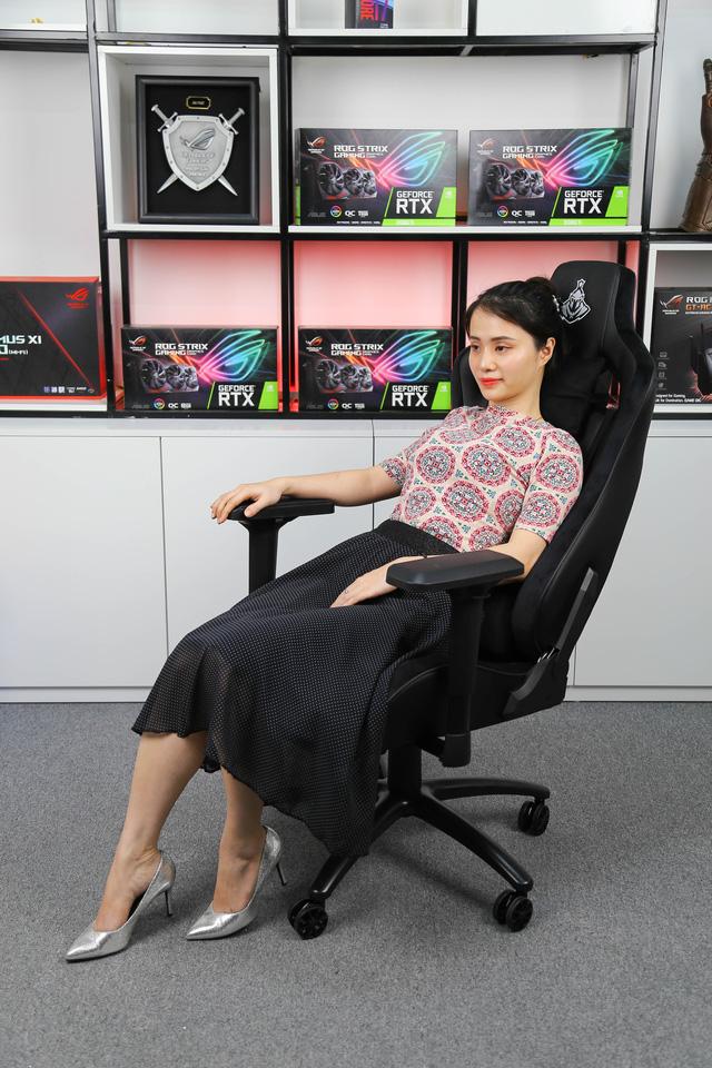 E-Dra EGC203 và WarrioR WGC307 - Hai mẫu ghế gaming đáng tiền nhất trong tầm giá 3 triệu đồng - Ảnh 4.