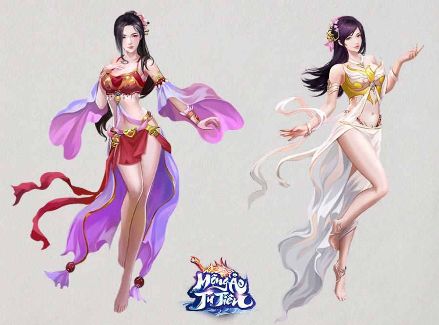 Vừa hé lộ info Mộng Ảo Tu Tiên đã đe dọa đánh tụt hạng Immortal Taoists trở thành siêu phẩm game tu tiên Top 1 mới
