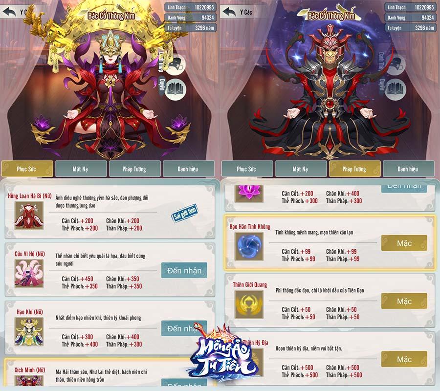 Vừa hé lộ info, Mộng Ảo Tu Tiên đã đe dọa đánh tụt hạng Immortal Taoists, trở thành siêu phẩm game tu tiên Top 1 mới! - Ảnh 4.