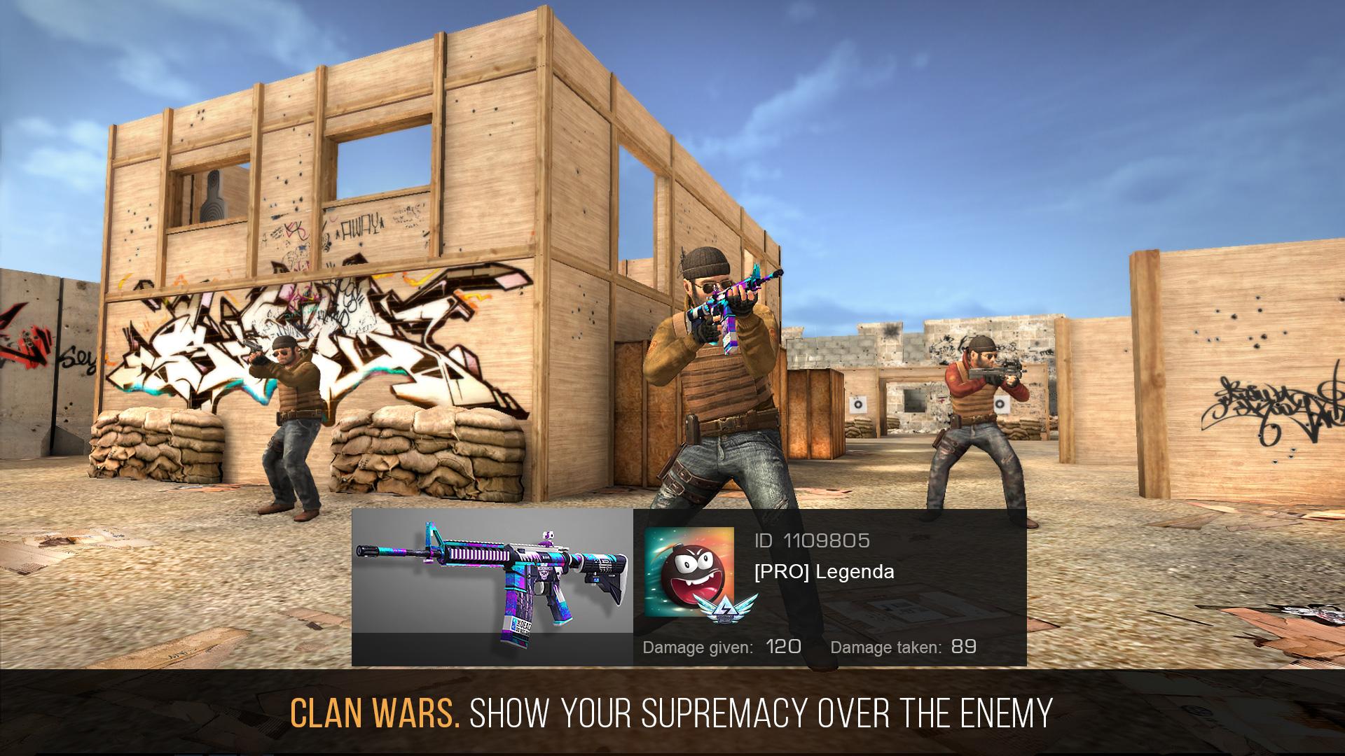 Đến bây giờ, đây vẫn là siêu phẩm FPS đúng chất Counter-Strike chuẩn nhất trên Mobile - Ảnh 5.