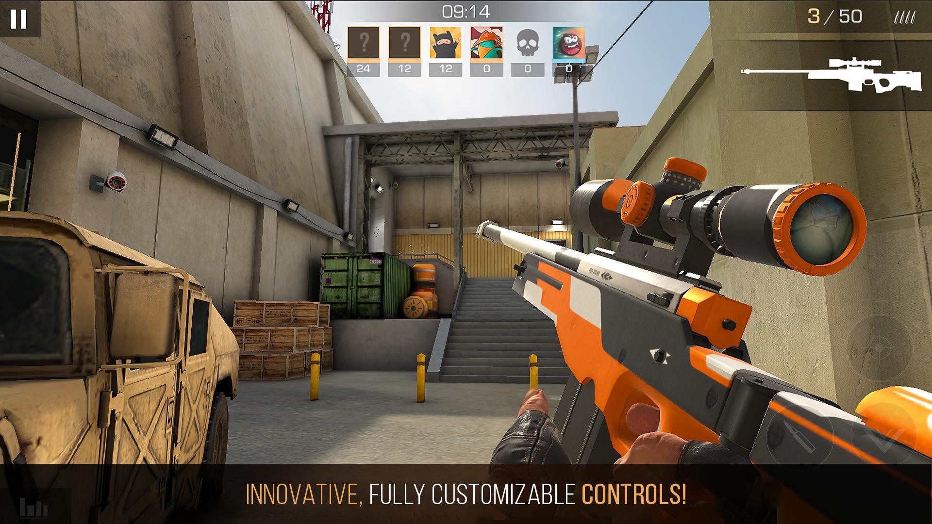 Đến bây giờ, đây vẫn là siêu phẩm FPS đúng chất Counter-Strike chuẩn nhất trên Mobile - Ảnh 3.