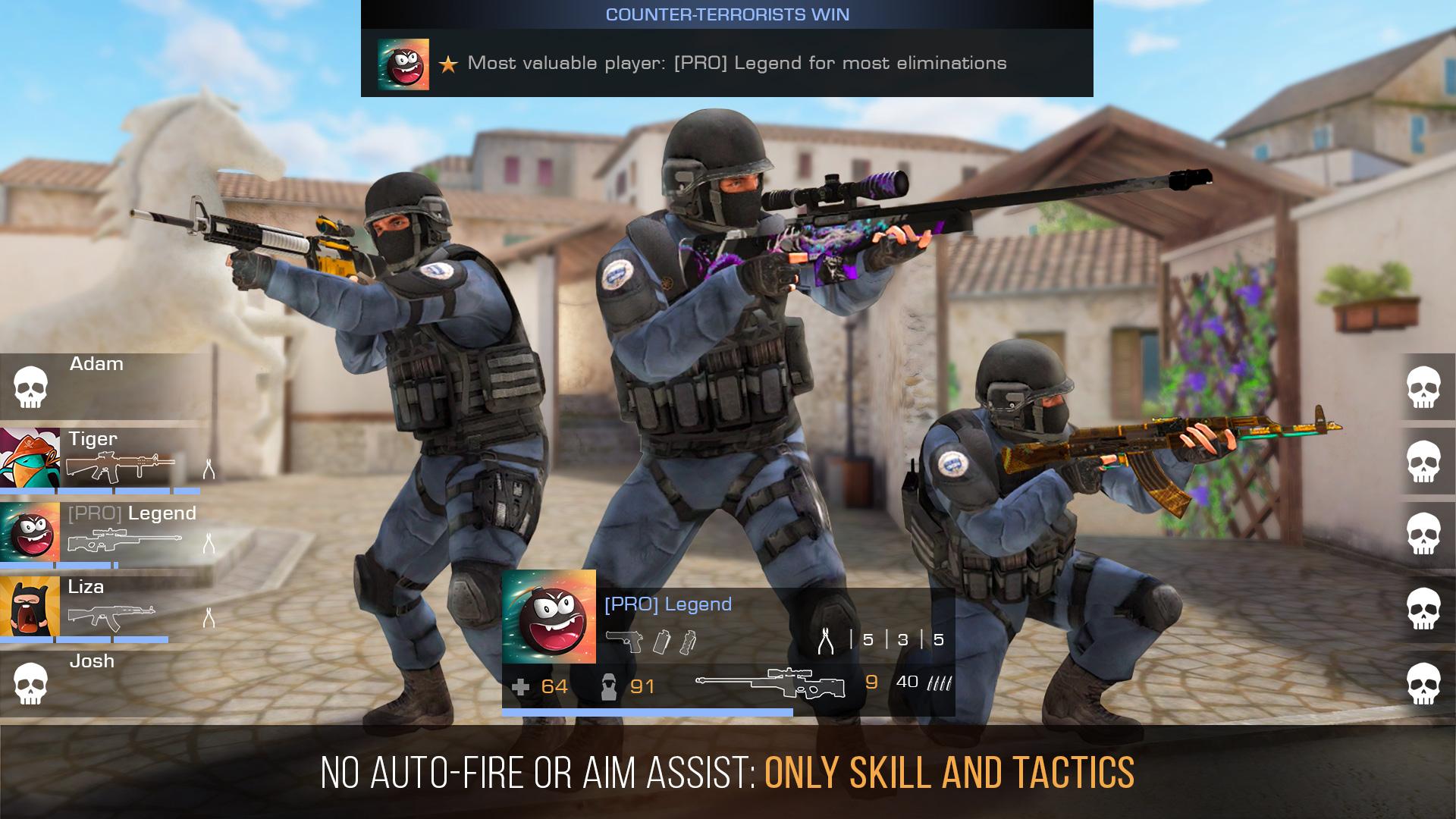 Đến bây giờ, đây vẫn là siêu phẩm FPS đúng chất Counter-Strike chuẩn nhất trên Mobile - Ảnh 2.