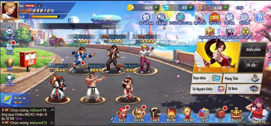Mở tới hơn 20 server chỉ sau 1 ngày Quyền Vương Chiến VNG khiến game thủ lo ngại