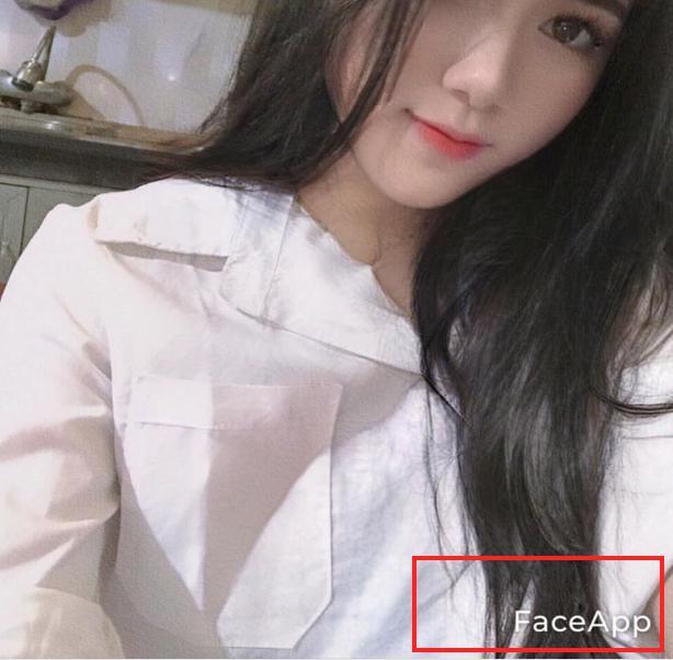 Dùng FaceApp để chụp ảnh, nữ game thủ đăng loạt hình xinh tựa thiên thần nhưng 500 anh em nhất định không tin - Ảnh 5.