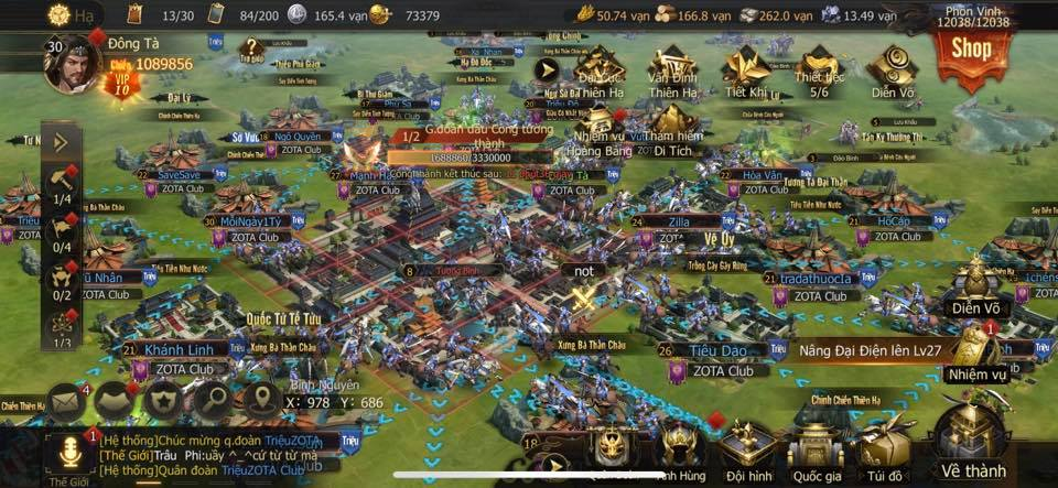 Hội tụ Thiên thời Địa lợi Nhân hòa Giang Sơn Mỹ Nhân đã có thể trở thành huyền thoại game chiến thuật tại Việt Nam