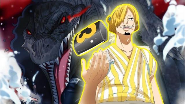 One Piece: Với kỹ năng chiến đấu trên không và khả năng tàng hình, Sanji sẽ là người cứu con trai Oden thoát khỏi cảnh xử tử? - Ảnh 1.