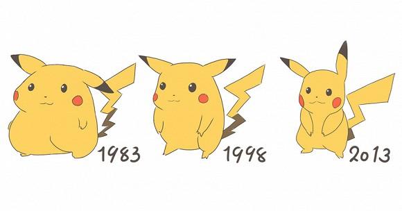 Qua thời gian 7 nhân vật anime nổi tiếng nhất đã thay đổi ngoại hình như thế nào? - Ảnh 1.