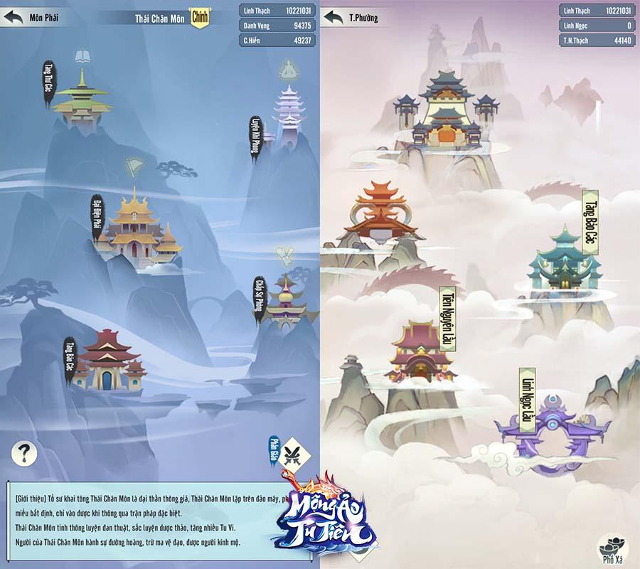 Vừa hé lộ info, Mộng Ảo Tu Tiên đã đe dọa đánh tụt hạng Immortal Taoists, trở thành siêu phẩm game tu tiên Top 1 mới! - Ảnh 7.