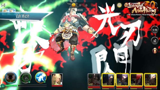 Quan Vũ trong game đánh nhiều nói ít nhưng nguyên tác lại là thánh vạ miệng, nói 3 câu toàn mang họa sát thân - Ảnh 7.