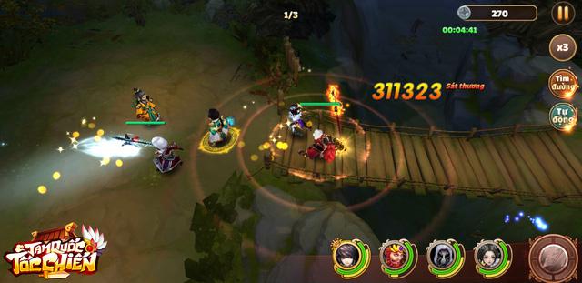 """Top 5 tướng công """"siêu gánh team"""" trong Tam Quốc Tốc Chiến Photo-1-15932489237932034968650"""