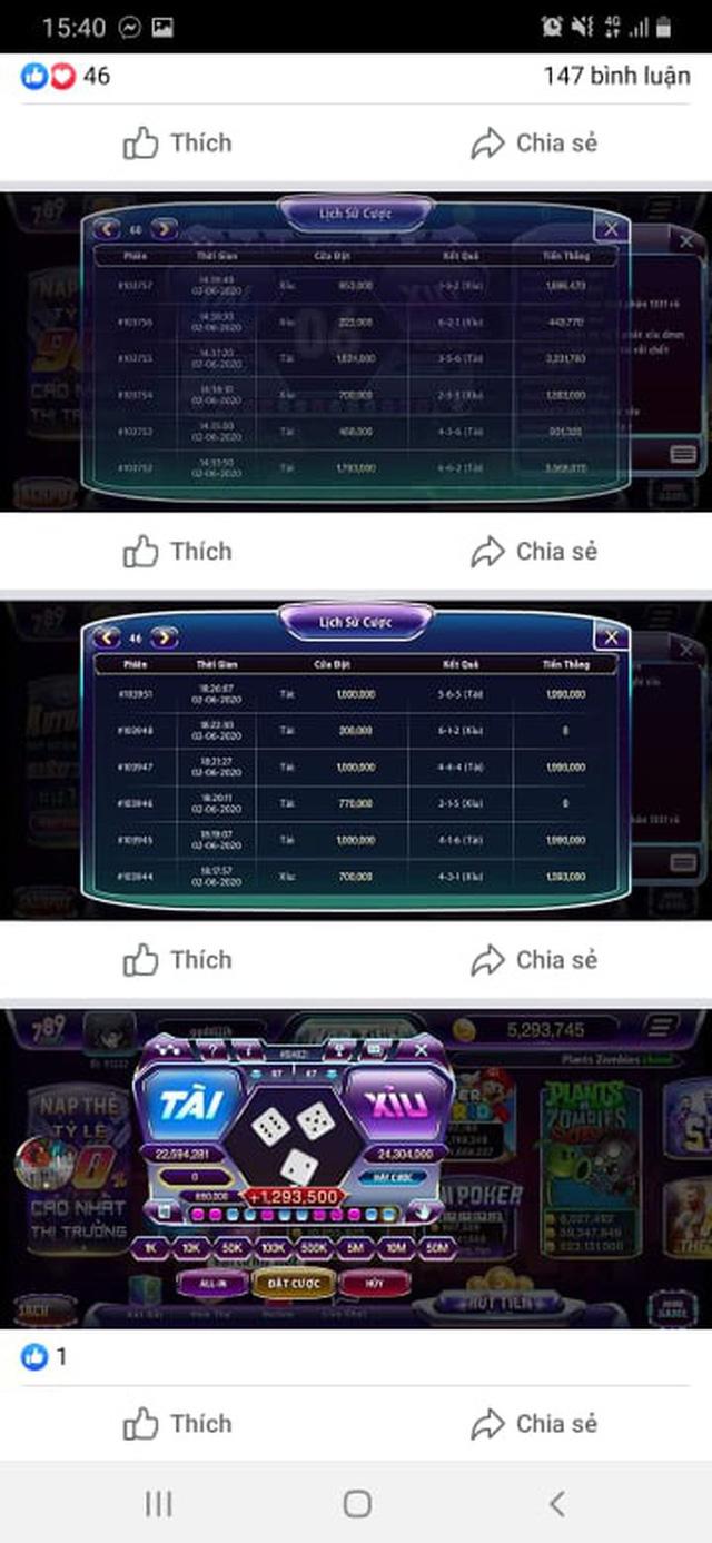Giang hồ mạng Huấn Hoa Hồng ngang nhiên làm MV quảng cáo game đánh bạc: Có thể bị xử lý hình sự - Ảnh 17.