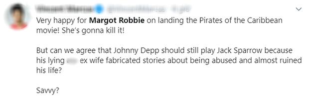 Nữ quái Harley Quinn chính thức chốt đơn thay Johnny Depp đóng Cướp Biển Vùng Caribbean - Ảnh 5.