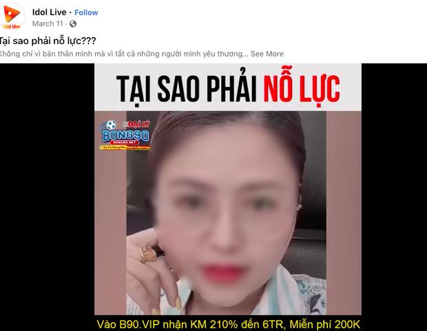 Giang hồ mạng Huấn Hoa Hồng ngang nhiên làm MV quảng cáo game đánh bạc: Có thể bị xử lý hình sự - Ảnh 6.