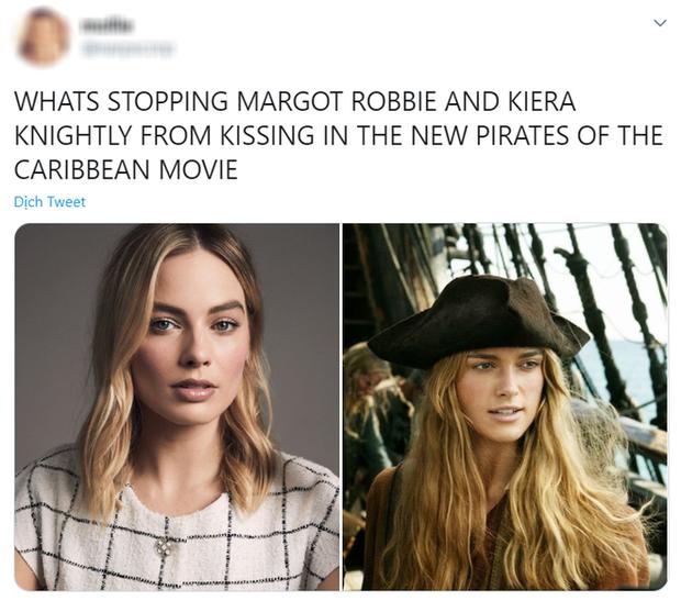 Nữ quái Harley Quinn chính thức chốt đơn thay Johnny Depp đóng Cướp Biển Vùng Caribbean - Ảnh 9.