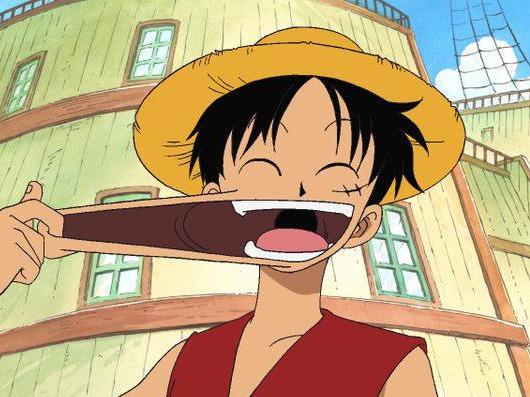 Top 4 anh chàng rất mạnh nhưng to cơ ngắn não trong anime, Luffy và Gintoki Sataka ai ngốc hơn ai? - Ảnh 1.