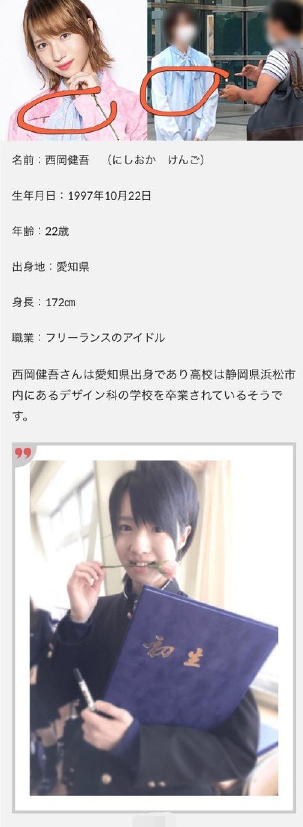 Scandal chấn động: Diện mạo giống con gái, nam idol Nhật Bản bị quản lý cưỡng bức - Ảnh 4.