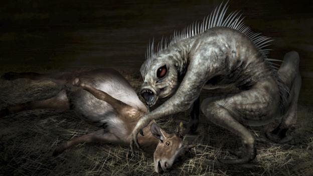 Những loài quái vật kinh dị từng nổi tiếng trên Internet: Là sự thật, hay toàn là cú lừa? - Ảnh 6.