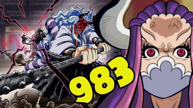 One Piece: Tính cách 2 cha con Kaido được khắc họa qua hình ảnh chiếc chùy, kẻ có gai nhọn người thì không? - Ảnh 3.