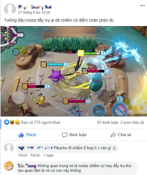 Game MOBA được báo Trung Quốc gọi là Pokemon Liên Minh Huyền Thoại bị game thủ Việt chê tơi tả - Ảnh 1.