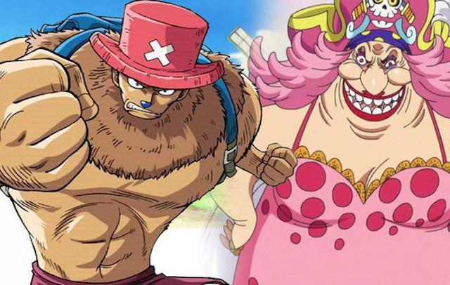 One Piece chapter 981: Big Mom nháy mắt đầy tình tứ với Chopper, các fan thi nhau đẩy thuyền - Ảnh 4.