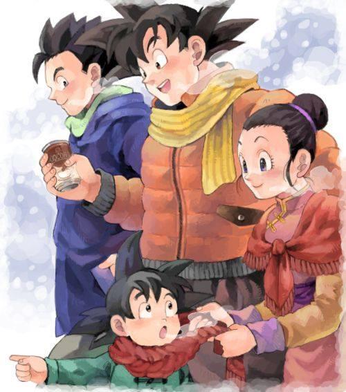 Dragon Ball: Vì sao ChiChi, người vợ mẫu mực của Goku lại bị fan ghét đến như vậy? - Ảnh 5.
