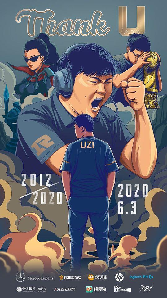 LMHT: Huyền thoại Uzi chính thức giải nghệ - Ảnh 2.