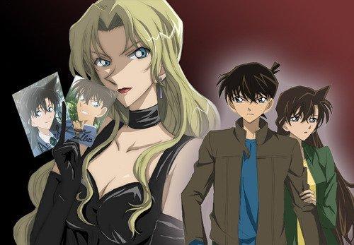Điểm mặt 5 mỹ nữ đẹp nhất Thám Tử Lừng Danh Conan, người yêu của Shinichi chỉ đứng thứ 3, thua cả Haibara - Ảnh 4.