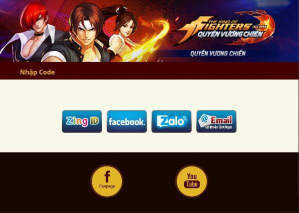 KOF AllStar VNG – Quyền Vương Chiến tung ngay 1000 giftcode đặc biệt cho anh em thoải mái chơi game - Ảnh 2.