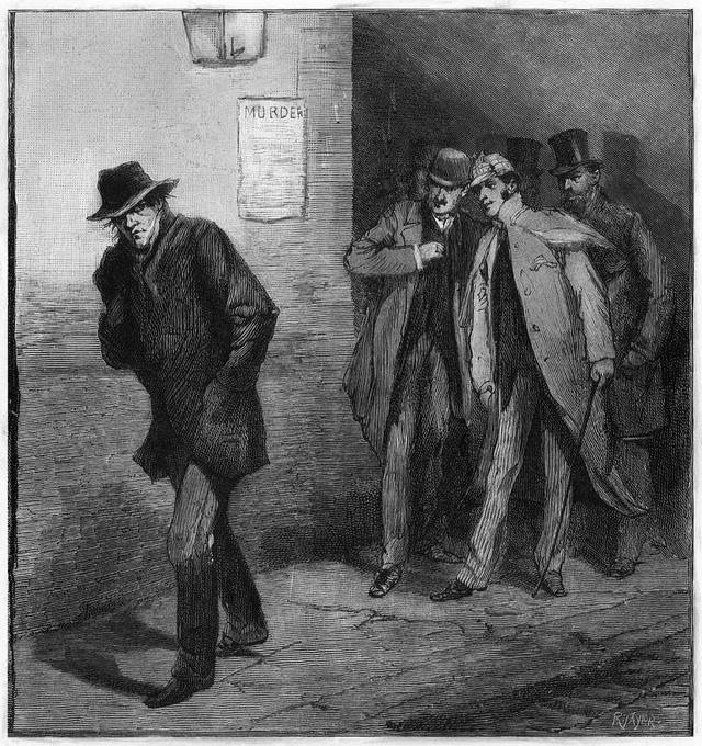 Jack The Ripper: Gã sát nhân say máu từng gây ám ảnh khắp London ghê gớm cỡ nào? - Ảnh 1.
