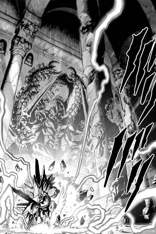 One Punch Man: Rết Trưởng Lão có thể thuộc chủng tộc Người Lòng Đất và những bí ẩn về giống loài đã bị diệt vong - Ảnh 3.