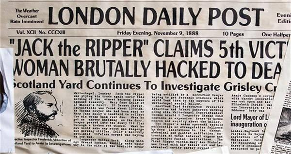 Jack The Ripper: Gã sát nhân say máu từng gây ám ảnh khắp London ghê gớm cỡ nào? - Ảnh 4.