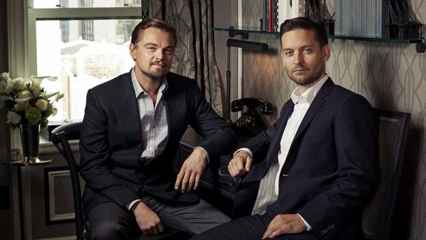Ai ngờ tài tử Titanic Leonardo và Người nhện Tobey là bạn thân 34 năm: Nhìn hình ảnh xưa - nay mà cảm động! - Ảnh 6.