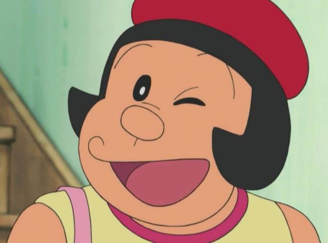 Jaiko mới là người phù hợp để làm vợ Nobita chứ không phải là Shizuka?
