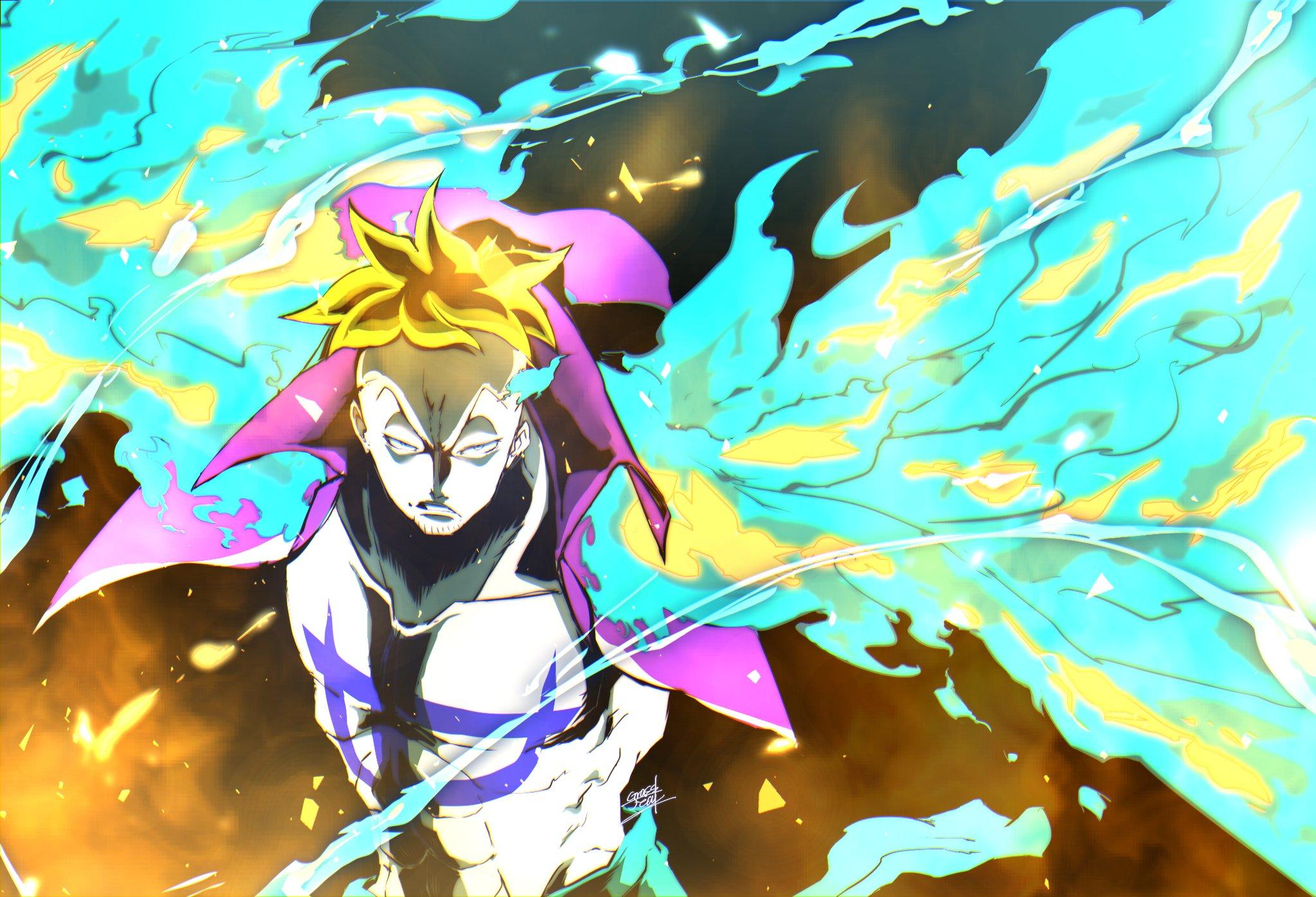 """One Piece: Dù Phượng hoàng Marco rất mạnh nhưng fan lo sợ anh cũng sẽ """"bị dìm"""" vì mái tóc màu vàng?"""