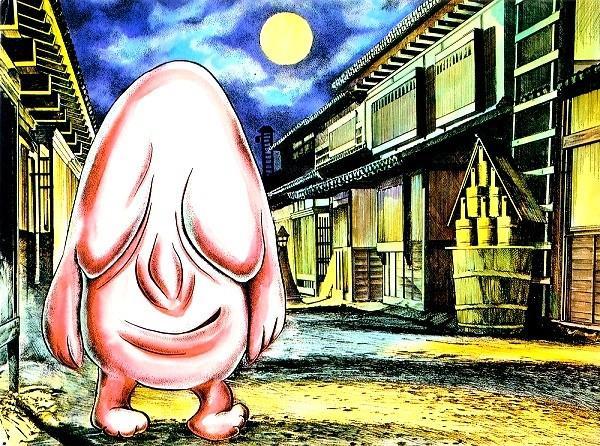 Những ma quỷ tấu hài trong thần thoại Nhật Bản: Lúc mắt mọc dưới mông, lúc lại cười không dứt - Ảnh 5.