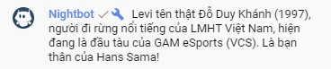 Bị khơi gợi lại chuyện tình tay ba với Liễu Ngọc - Hans Sama, Levi bức xúc lên tiếng trên trang cá nhân - Ảnh 2.