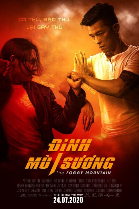 Sao võ thuật Diệp Vấn 3 và đương kim vô địch boxing châu Á bất ngờ góp mặt trong phim điện ảnh Đỉnh Mù Sương - Ảnh 1.