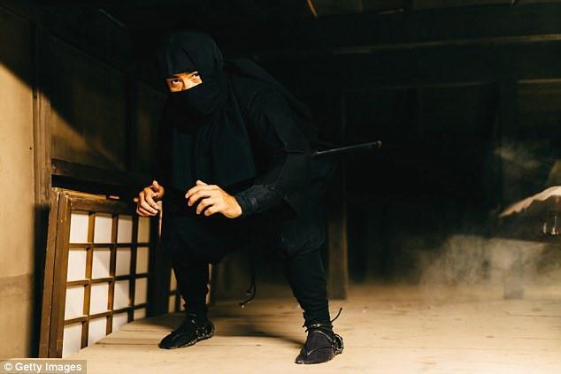 Vén màn bí ẩn về ninja, biệt đội lính đánh thuê lừng danh trong lịch sử Nhật Bản - Ảnh 1.