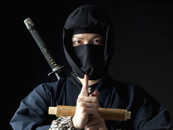 Vén màn bí ẩn về ninja, biệt đội lính đánh thuê lừng danh trong lịch sử Nhật Bản - Ảnh 2.
