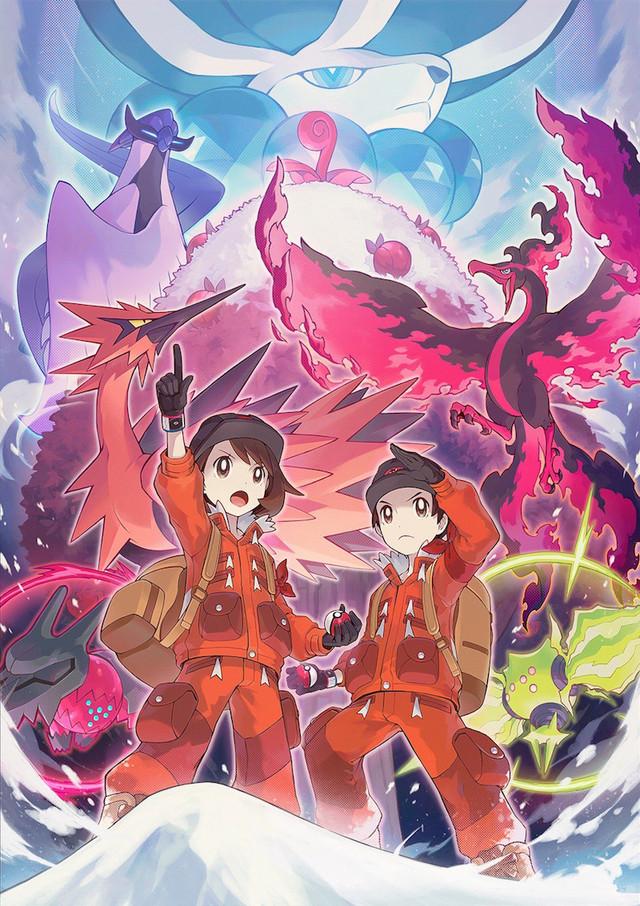 Pokemon Sword & Shield trình làng 2 bản mở rộng mới, game thủ sắp được chạm trán huyền thoại trở lại! - Ảnh 3.