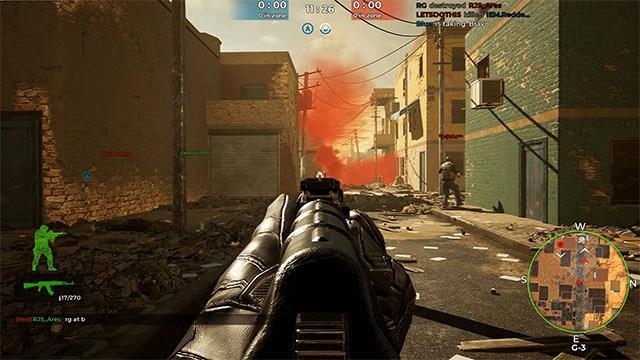 Tự hào! Game bắn súng FPS của Việt Nam xuất hiện trên Steam, đẹp không kém bom tấn AAA - Ảnh 1.