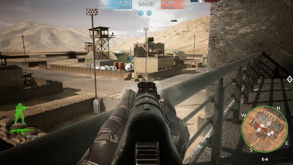 Tự hào! Game bắn súng FPS của Việt Nam xuất hiện trên Steam, đẹp không kém bom tấn AAA - Ảnh 2.