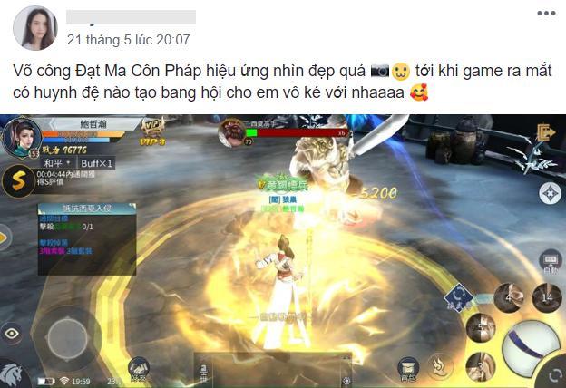 Nhất Mộng Giang Hồ cho phép người chơi tự sáng tạo một nhất đại cao thủ thân chinh bách chiến Photo-1-1591699696102647342905