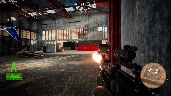 Tự hào! Game bắn súng FPS của Việt Nam xuất hiện trên Steam, đẹp không kém bom tấn AAA - Ảnh 3.