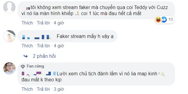 Tốc độ lia cam check map của Faker kinh hoàng đến mức nhiều fan không xem nổi stream, phải chạy qua coi ké ở kênh của Teddy - Ảnh 1.