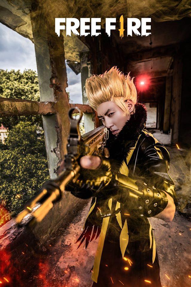 """Bộ ảnh Ngày Thanh Trừng của Free Fire ăn mưa gạch đá từ game thủ: """"Nhìn quả đầu như HKT phiên bản lỗi"""" - Ảnh 4."""