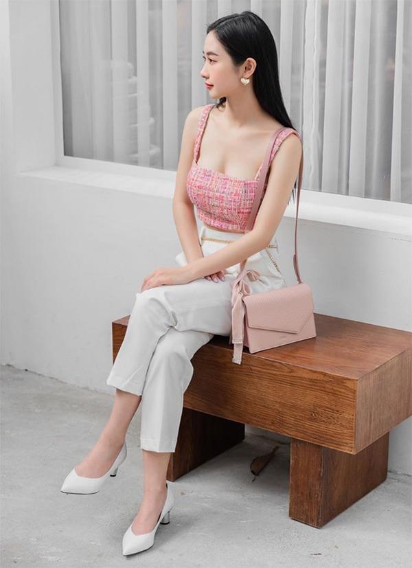 Minh tinh quyến rũ nhất Việt Nam liên tục thay đổi phong cách thời trang khiến fan phát sốt - Ảnh 7.